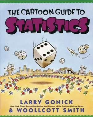 Cover of Cartoon Guide to Statistics