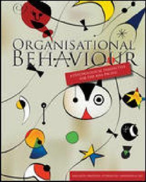 Cover of Organisational Behaviour: An Organisational Psychological Perspective