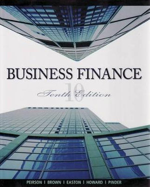 Cover of Business Finance