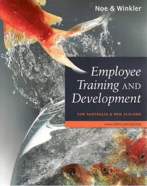 Cover of Employee Training and Development