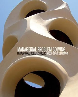 Cover of Managerial Problem Solving