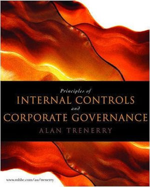 Cover of Principles of Internal Control and Corporate Governance