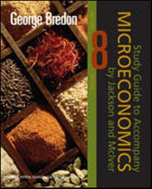 Cover of Sg Microeconomics