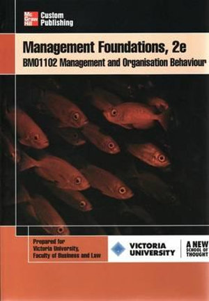 Cover of BM01102 Management and Organisation Behaviour
