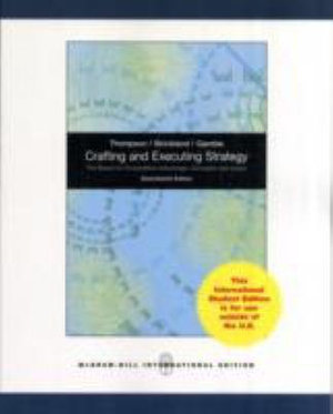 Cover of Crafting and Executing Strategy