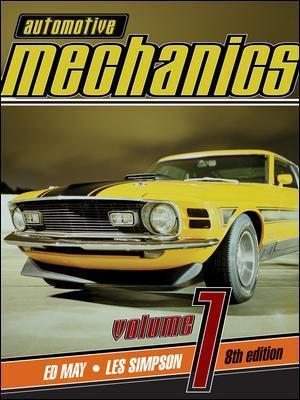 Cover of Automotive Mechanics