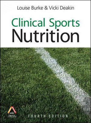 Cover of Clinical Sports Nutrition