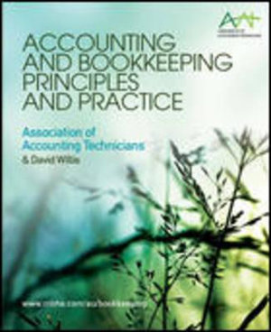 Cover of Accounting and Bookkeeping Principles and Practice