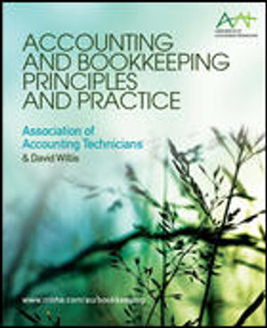 Cover of Workbook for Accounting and Bookkeeping Principles and Practice