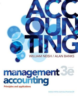 Cover of Management Accounting Third Revised Edition, FNS10