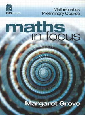 Cover of Maths in Focus