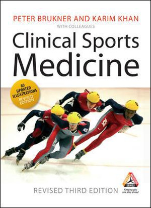 Cover of Clinical Sports Medicine Third Revised Edition