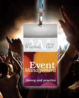 Cover of Event Management: Theory and Practice, SIT12