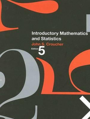 Cover of Introductory Mathematics and Statistics