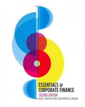 Cover of Essentials of Corporate Finance