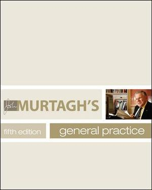 Cover of John Murtagh's General Practice