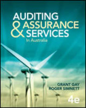 Cover of Auditing and Assurance Services in Australia