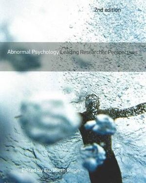 Cover of Abnormal Psychology: Leading Researcher Perspectives