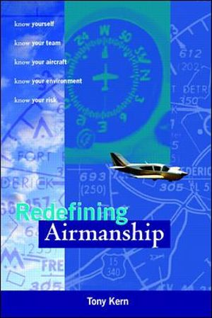 Cover of Redefining airmanship