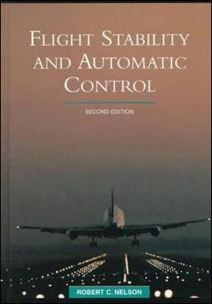 Cover of Flight Stability and Automatic Control