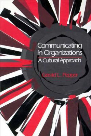 Cover of Communicating in Organizations