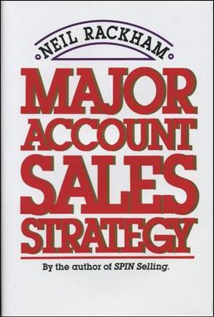 Cover of Major Account Sales Strategy