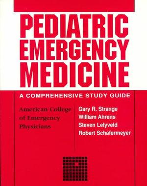 Cover of Pediatric Emergency Medicine
