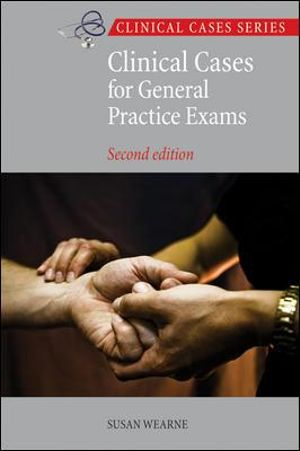 Cover of Clinical Cases for General Practice Exams