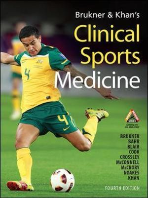 Cover of Brukner and Khan's Clinical Sports Medicine