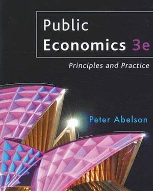 Cover of Public Economics