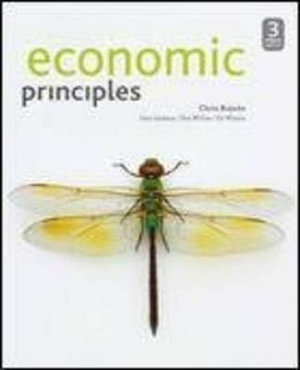 Cover of Economic Principles