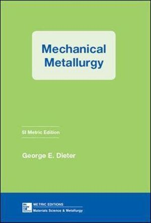 Cover of Mechanical Metallurgy