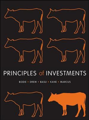 Cover of Principles of Investments