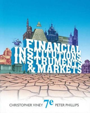 Cover of Financial Institutions, Instruments and Markets