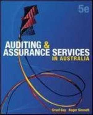 Cover of Auditing and Assurance Services
