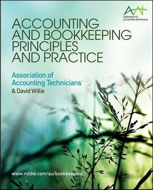 Cover of Accounting and Bookkeeping