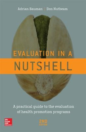 Cover of Evaluation in a Nutshell