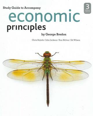 Cover of Study Guide to Accompany Economic Principles