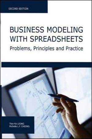Cover of Business Modeling with Spreadsheets