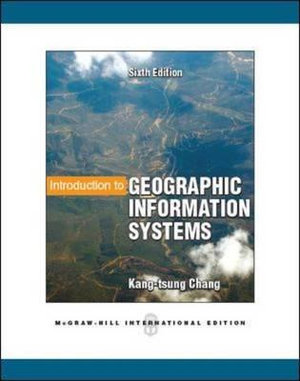 Cover of Introduction to Geographic Information Systems with Data Set
