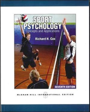 Cover of Sport Psychology
