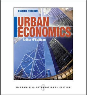Cover of Urban Economics