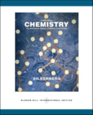 Cover of Chemistry with Online Learning Center Password Card