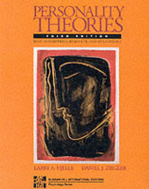 Cover of Personality Theories