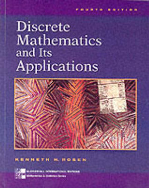 Cover of Discrete Mathematics and Its Applications
