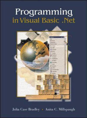 Cover of Programming in Visual Basic.net