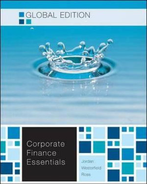 Cover of Corporate Finance Essentials