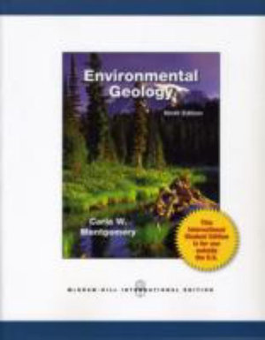 Cover of Environmental Geology
