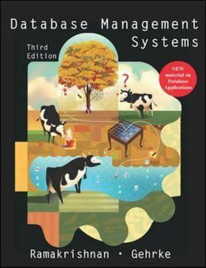 Cover of Database Management Systems