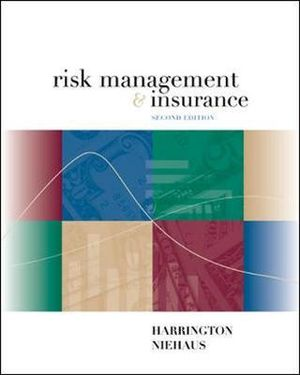 Cover of Risk Management and Insurance